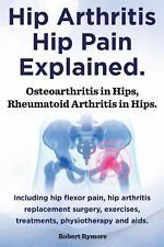 Hip Arthritis, Hip Pain Explained. Osteoarthritis in Hips, Rheumatoid...