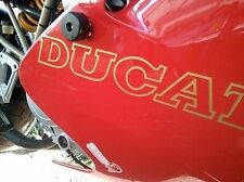 DUCATI 851 888 ST2 ST2 ST4 600SS 900SS TAMPONI PARAMOTORE COVER SCORREVOLI