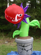 NEW GEMMY 7 'Tall Lighted Spooky Halloween Airblown Inflatable Blow-up-AWESOME!
