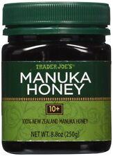 Trader Joe's 100% New Zealand Manuka Honey 10+ 8.8oz Free Priority Shipping..NEW