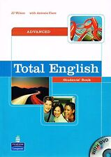 Longman TOTAL ENGLISH Advanced Level Students' Book I Wilson Clare @USED@