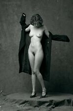 Fine Art Nude B&W Photo, signed 8.5x11 print by Craig Morey: Helena 0014-0010BW