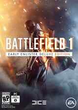 Battlefield 1 Deluxe Edition PC + GIFT [Account] [Region Free]
