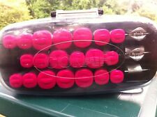 Conair Hot Clips Multi-Sized Hot Rollers - Xtreme Instant Heat 20 Curlers