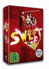 Sweet: Action - The Ultimate Story (DVD, 2015, 3-Disc Set)