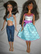Cali Girls Barbie Dolls Very Pretty Mattel Dolls