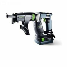 Cordless drywall screwdriver drywalling FESTOOL DWC 18-2500 5,2 Li-Plus 574743
