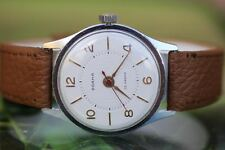 GREAT MEN'S VINTAGE USSR WOLNA 22 JEWELS WITH PRECISE MOVEMENT!
