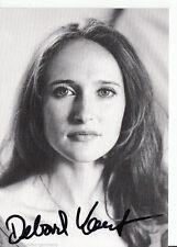 Deborah Kaufmann TOP AK Orig. Sign. u.a. Notruf Hafenkante +64586