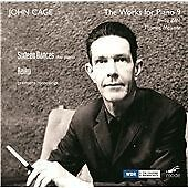 John CAGE Piano Works Sixteen Dances Haiku Zahl MODE RECORDS