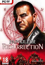 PAINKILLER RESURRECTION PC NEW SEALED FAST POST