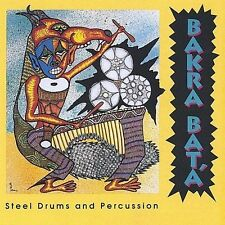 BAKRA BATA CD STEEL DRUMS AND PERCUSSION