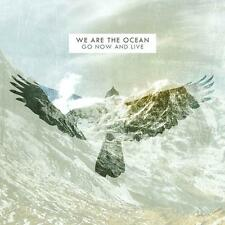 We Are the Ocean - Go Now and Live (2011)  CD  NEW  SPEEDYPOST