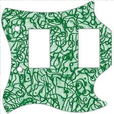 SG Standard Pickguard Custom Gibson Graphical Guitar Pick Guard Twine Green