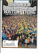 Boston Strong Sports Illustrated April 21, 2014