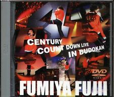 Fujii Fumiya - CENTURY COUNTDOWN LIVE IN BUDOKAN - Japan DVD - J-POP - 26Tracks