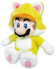 Super Mario 3D World Cat Mario 25 cm. Plush Nintendo TOGETHER