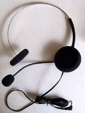 NEW Headphone Headset W/ Mic Microphone for Original XBOX live System Console