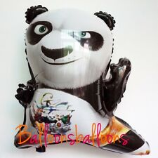 "Kung Fu Panda Po Bao  Balloon Helium Party Birthday 24"" Decoration"
