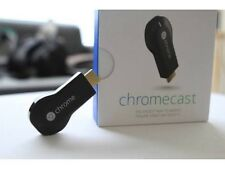 GOOGLE CHROMECAST - BRAND NEW - DIGITAL HD MEDIA STREAMER - WiFi - HDMI