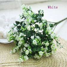 Artificial Fake Silk Gypsophila Baby's Breath Flower Plant Home Wedding Decor