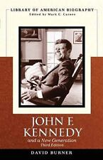 John F. Kennedy and a New Generation (3rd Edition) by Burner, David
