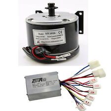 250W 24V electric motor 1020 kit w base speed controller for  Scooter e Bike