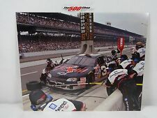 Dale Earnhardt Richard Childress Racing Pit Stop Brickyard 400 IMS Photo Nascar