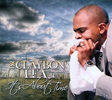 Dr Claybon Lea Jr It's About Time CD New Factory Sealed