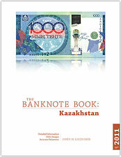 Kazakhstan chapter from new catalog of world notes, The Banknote Book
