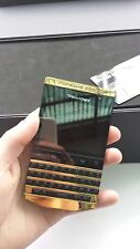 BlackBerry Porsche Design P9981 24k GOLD PLATED,VIP,full box,authenticity card!