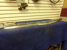 1956 CHEVROLET GRILLE LOWER MOLDING, ORIGINAL GM
