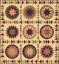 COURTYARD Quilt Kit - Over 14 yards Antique Floral Prints by Moda Fabric