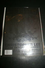 Rue Morgue Magazine # 100 May 2010 Issue Christopher Lee Interview NEAR MINT OOP