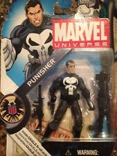 "Marvel Universe RARE Punisher 3.75"" NIB"