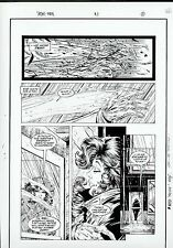 SPIDERMAN #3 ORIGINAL PROOF PAGE TODD MCFARLANE ART MARY JANE WATSON-PARKER