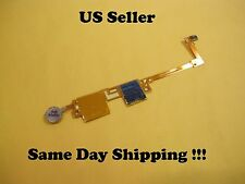 Original SD Card Slot Flex Cable for Samsung Galaxy Note 10.1 SM-P600 #TV