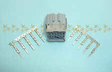 Sumitomo HD Unsealed series 10-way connector, MALE set with pins