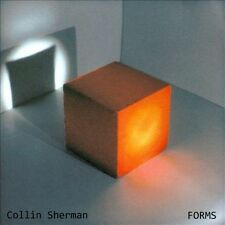 Collin Sherman-Forms  CD NEW