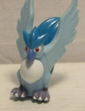 1999 Pokemon Finger Puppet Articuno Figure Gotta Catch Them All Nintendo Bandai