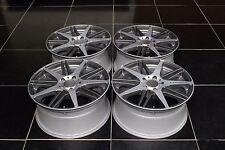 Genuine 18 Inch Carlsson 1/10 Graphit Mercedes Wheels Rims 8.5J NEW