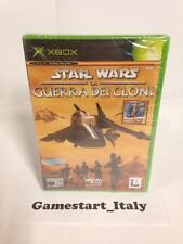 STAR WARS LA GUERRA DEI CLONI + MINI LEGO (XBOX) NUOVO SIGILLATO COME DA FOTO