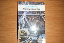 LAS MAQUINAS DE DIOS, JACK MCDEVITT, LA FACTORIA DE IDEAS, PUZZLE, EN RUSTICA.