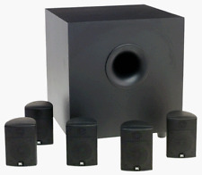 HOME THEATRE JBL SCS125 DOLBY SURROUND 5.1 COPPIA DI CASSE