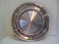 PONTIAC 1961 HUBCAP 61 VINTAGE HUB CAP ANTIQUE CAR WHEEL BONNEVILLE CATALINA RIM