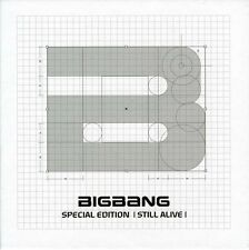 Still Alive (Special Edition) - Bigbang (2012, CD NEUF)