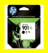 2x Patrone HP 901XL black Officejet J4524 4535 4580 4626 * CC654AE NEU & OVP