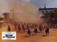 TERENCE HILL HENRY FONDA  MON NOM EST PERSONNE 1973 11 VINTAGE LOBBY CARDS LOT