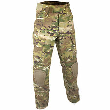 Bulldog Rogue MKII Military Army Combat Airsoft Trousers Pants With Knee Pads