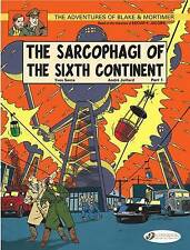 The Adventures of Blake and Mortimer: The Sarcophagi of the Sixth Continent, Par